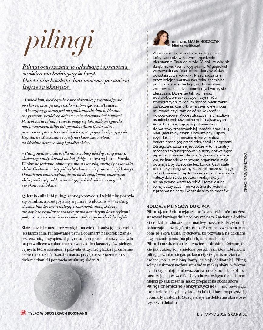 Gazetka promocyjna Rossmann do 30/11/2018 str.31