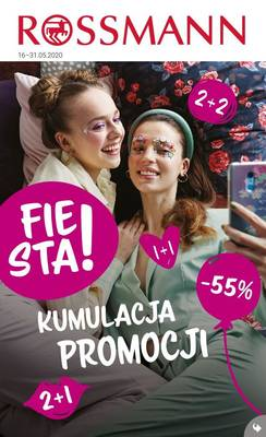 Rossmann gazetka - od 16/05/2020 do 31/05/2020