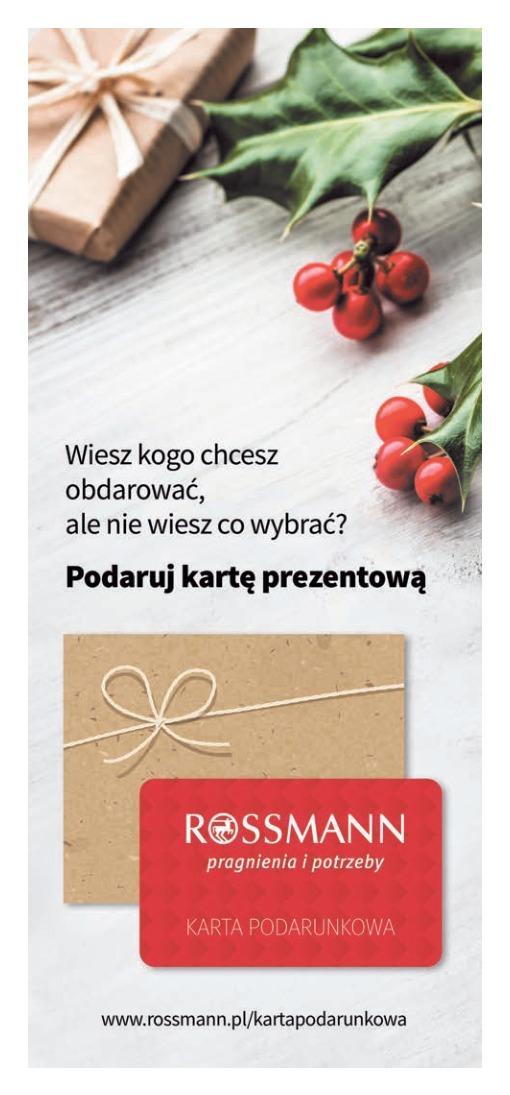 Gazetka promocyjna Rossmann do 29/11/2018 str.20