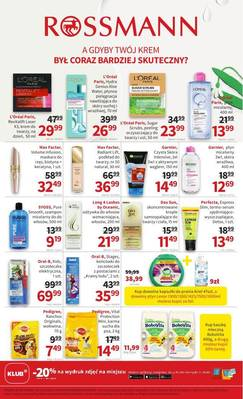 Rossmann gazetka - od 20/03/2019 do 31/03/2019