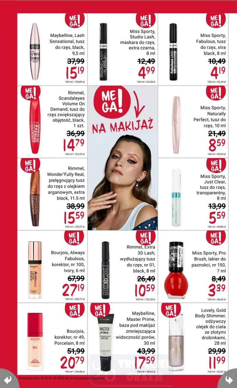 Gazetka promocyjna Rossmann do 31/10/2020 str.4