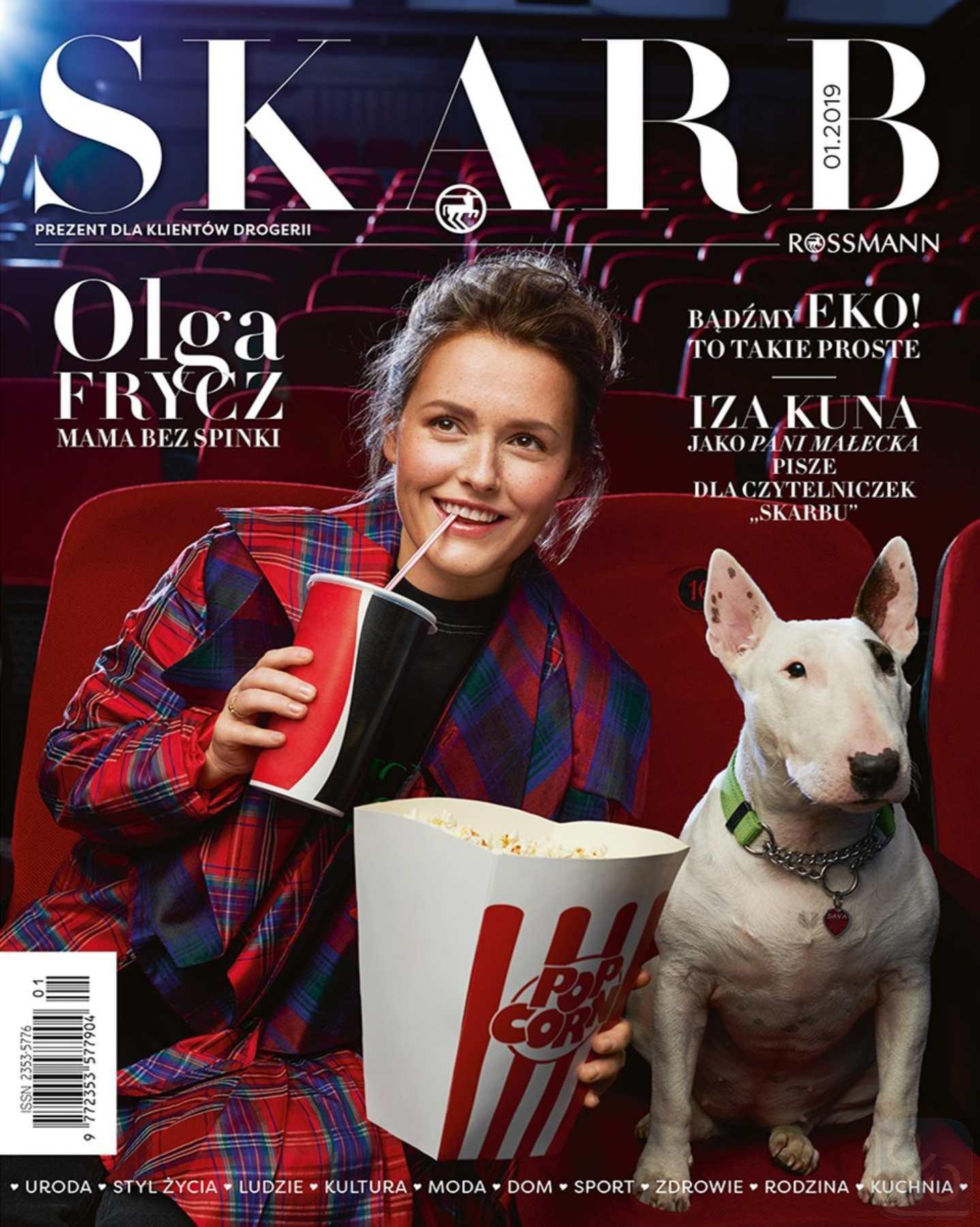 Gazetka promocyjna Rossmann do 31/01/2019 str.1