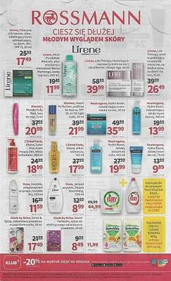 Rossmann gazetka - od 20/09/2018 do 28/09/2018