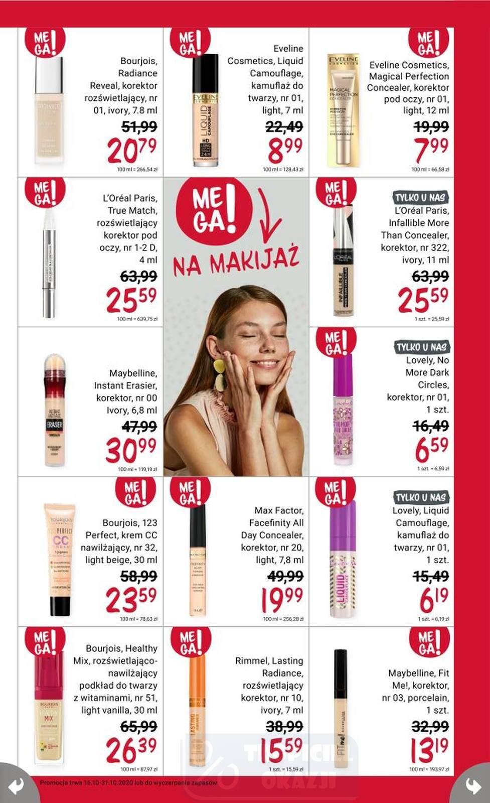 Gazetka promocyjna Rossmann do 31/10/2020 str.5