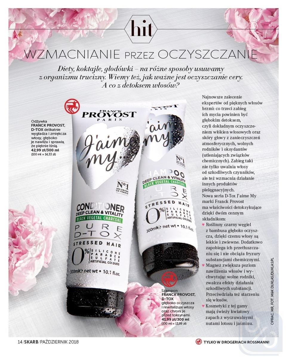 Gazetka promocyjna Rossmann do 31/10/2018 str.14