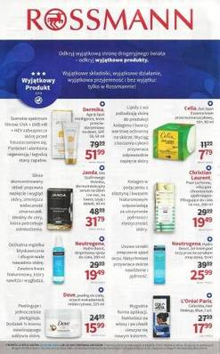 Rossmann gazetka - od 20/06/2018 do 29/06/2018