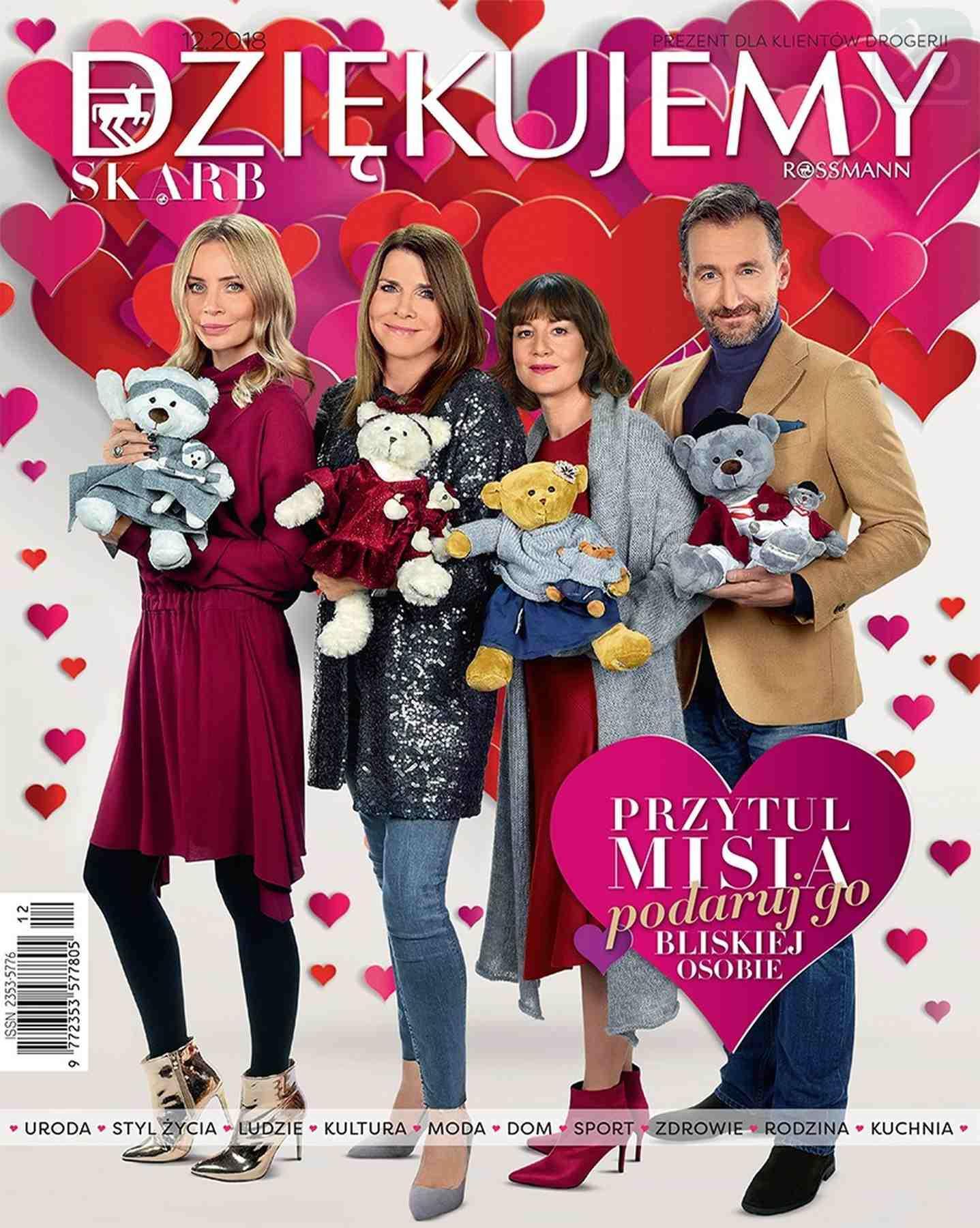 Gazetka promocyjna Rossmann do 31/12/2018 str.1