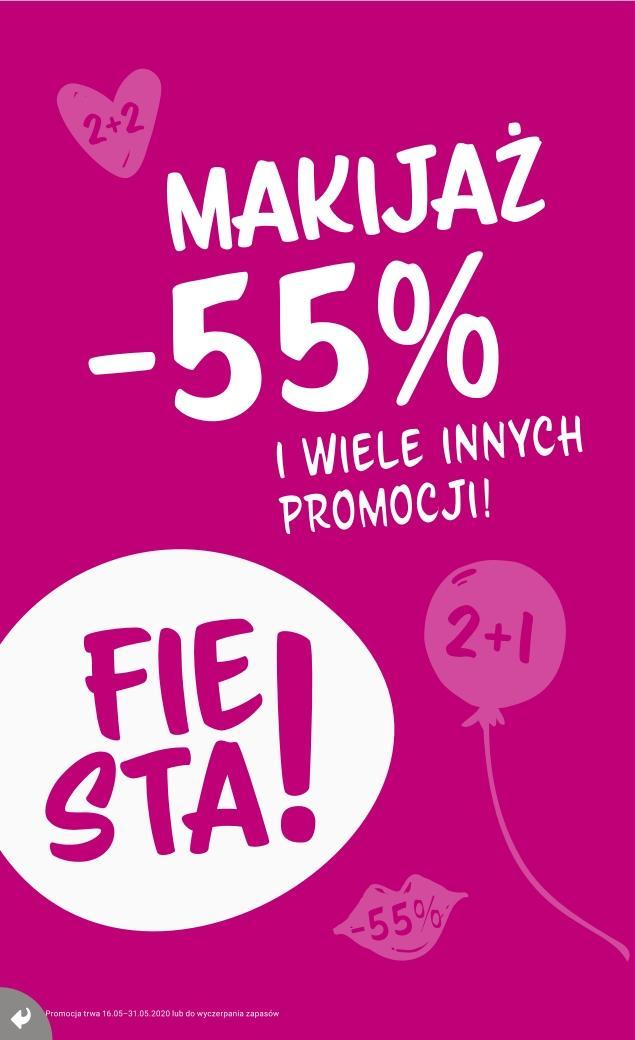 Gazetka promocyjna Rossmann do 31/05/2020 str.2