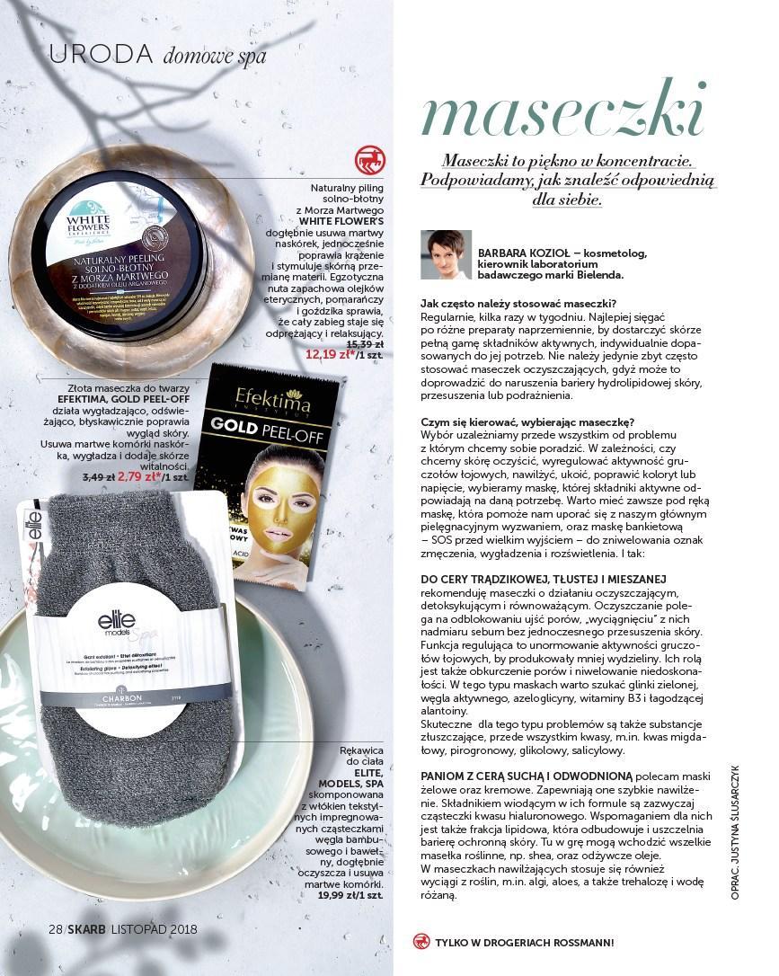 Gazetka promocyjna Rossmann do 30/11/2018 str.28