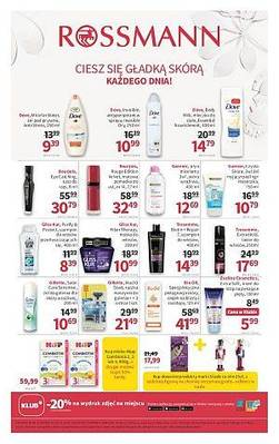 Rossmann gazetka - od 10/11/2018 do 19/11/2018