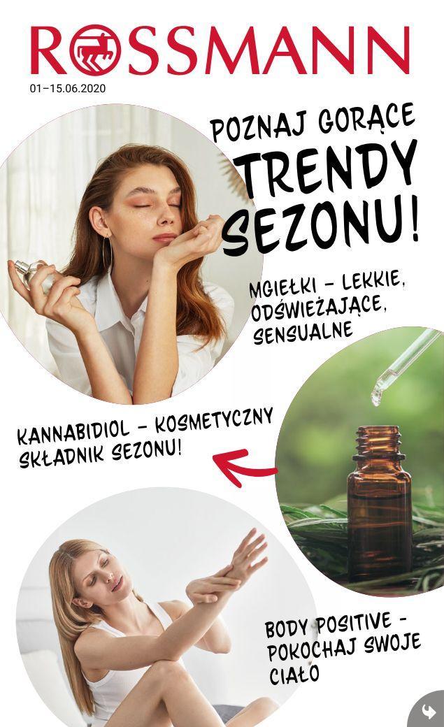 Gazetka promocyjna Rossmann do 15/06/2020 str.1