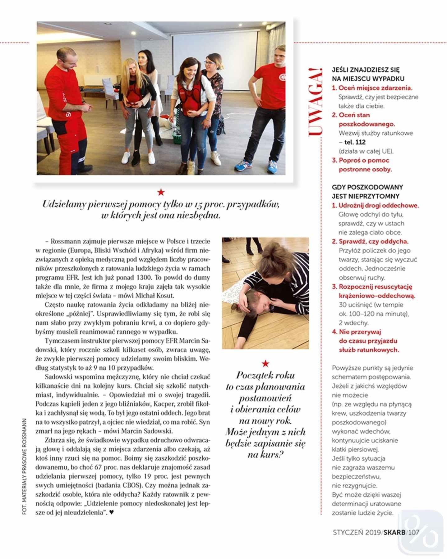 Gazetka promocyjna Rossmann do 31/01/2019 str.107