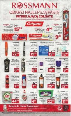 Rossmann gazetka - od 20/02/2018 do 28/02/2018