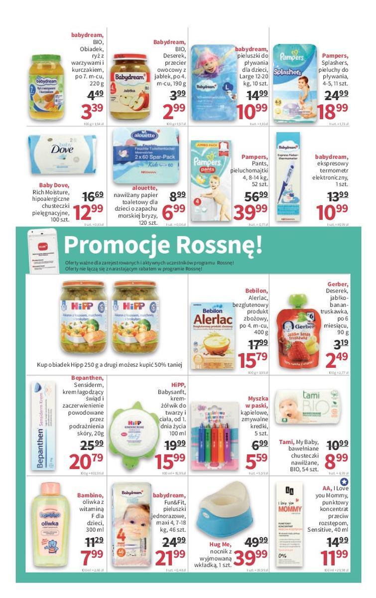 Gazetka promocyjna Rossmann do 09/08/2018 str.10