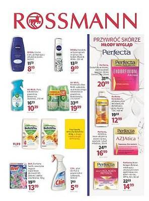 Rossmann gazetka - od 09/10/2018 do 19/10/2018