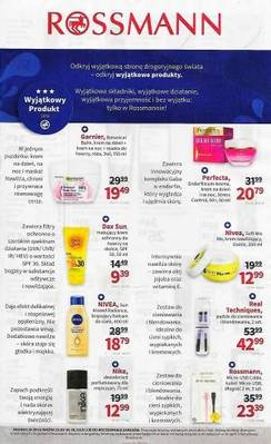 Rossmann gazetka - od 29/05/2018 do 08/06/2018