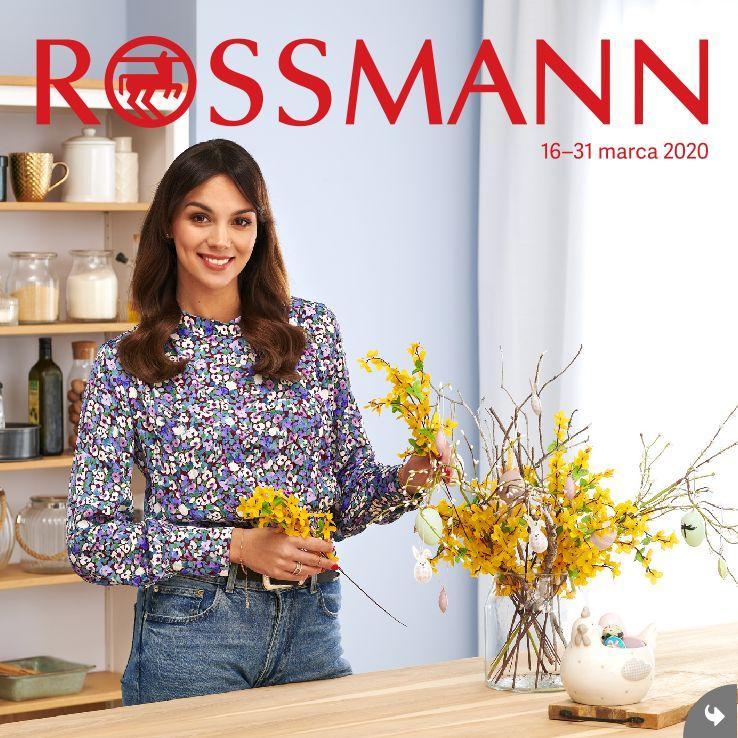 Gazetka promocyjna Rossmann do 31/03/2020 str.1