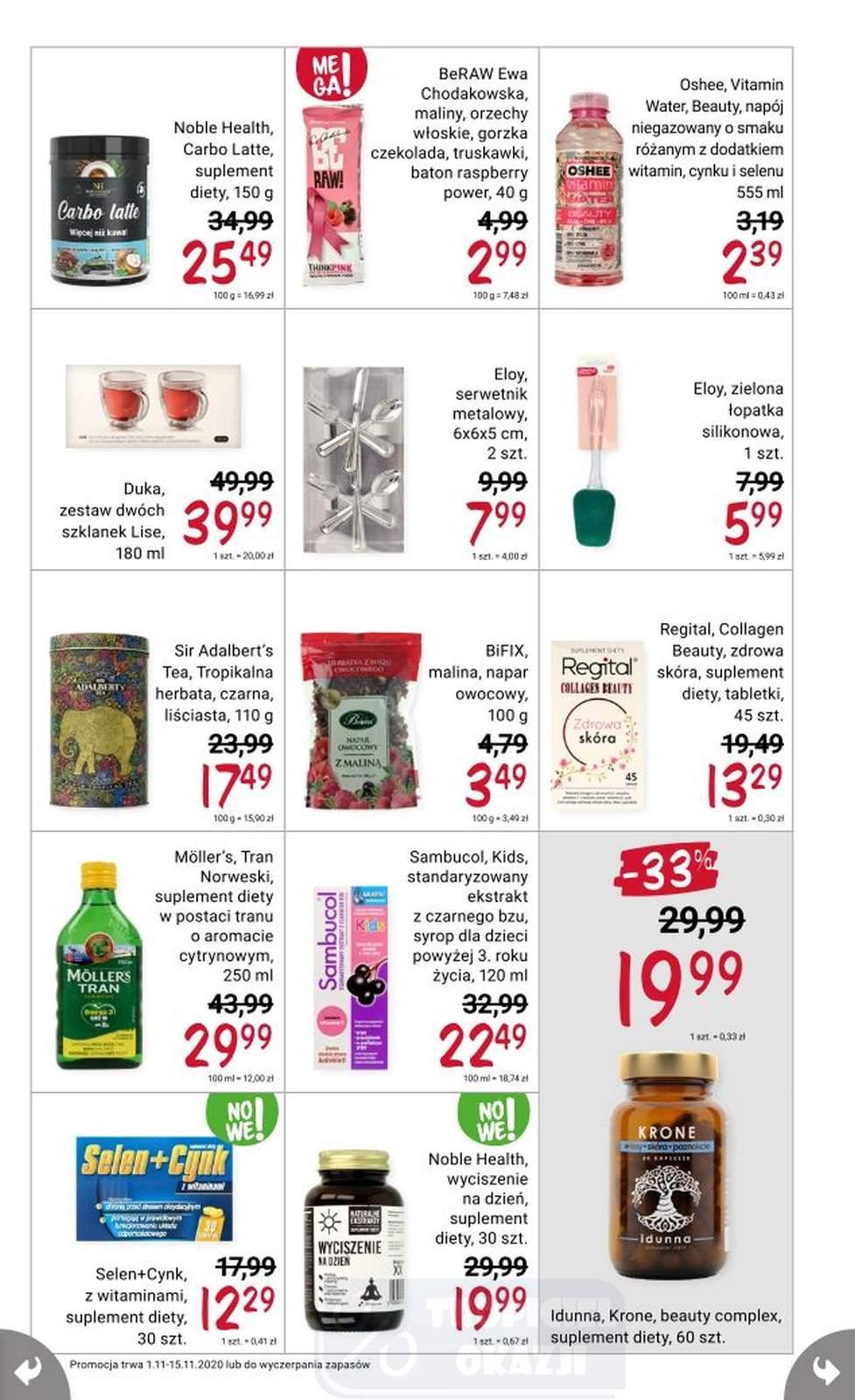 Gazetka promocyjna Rossmann do 15/11/2020 str.13