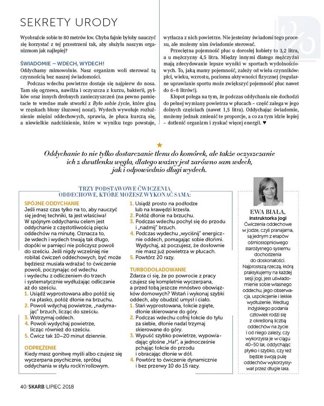 Gazetka promocyjna Rossmann do 31/07/2018 str.40