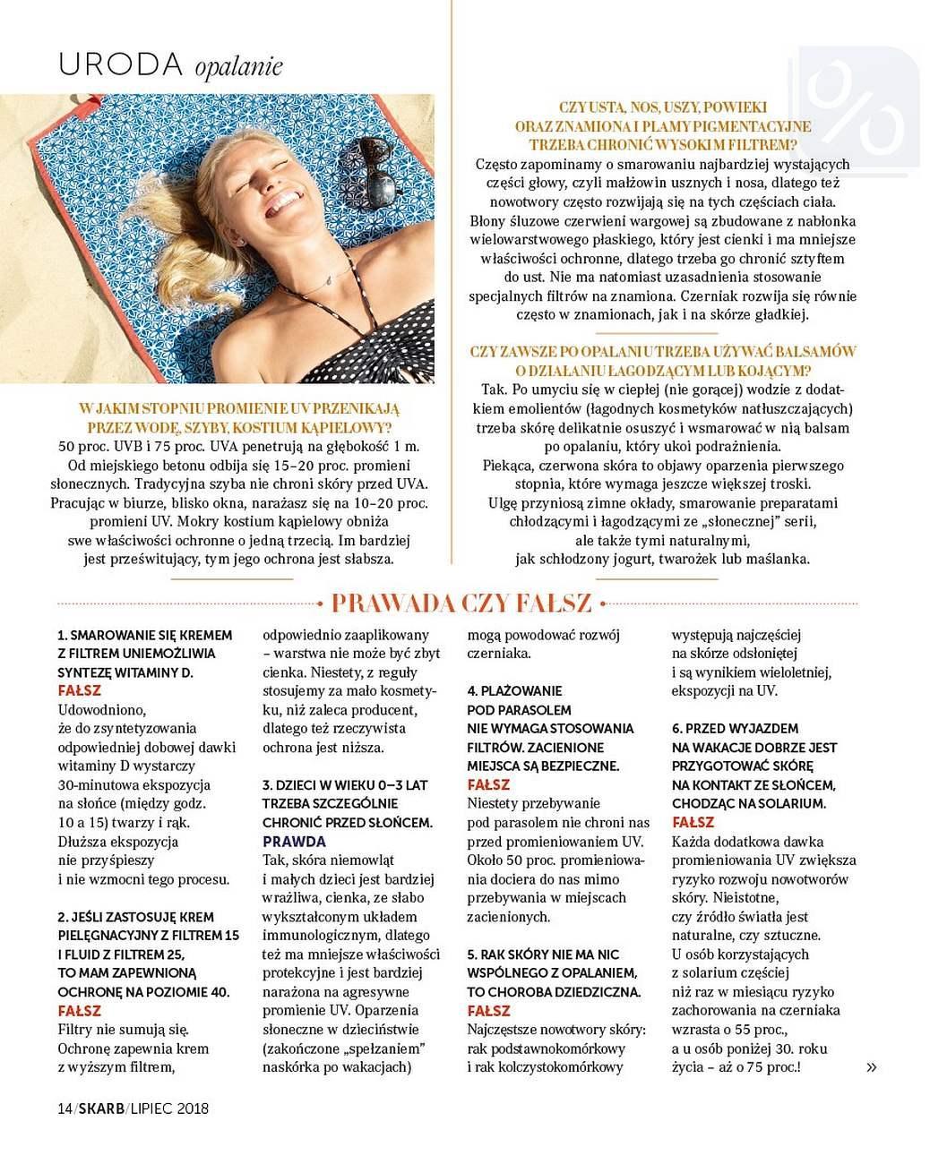 Gazetka promocyjna Rossmann do 31/07/2018 str.13