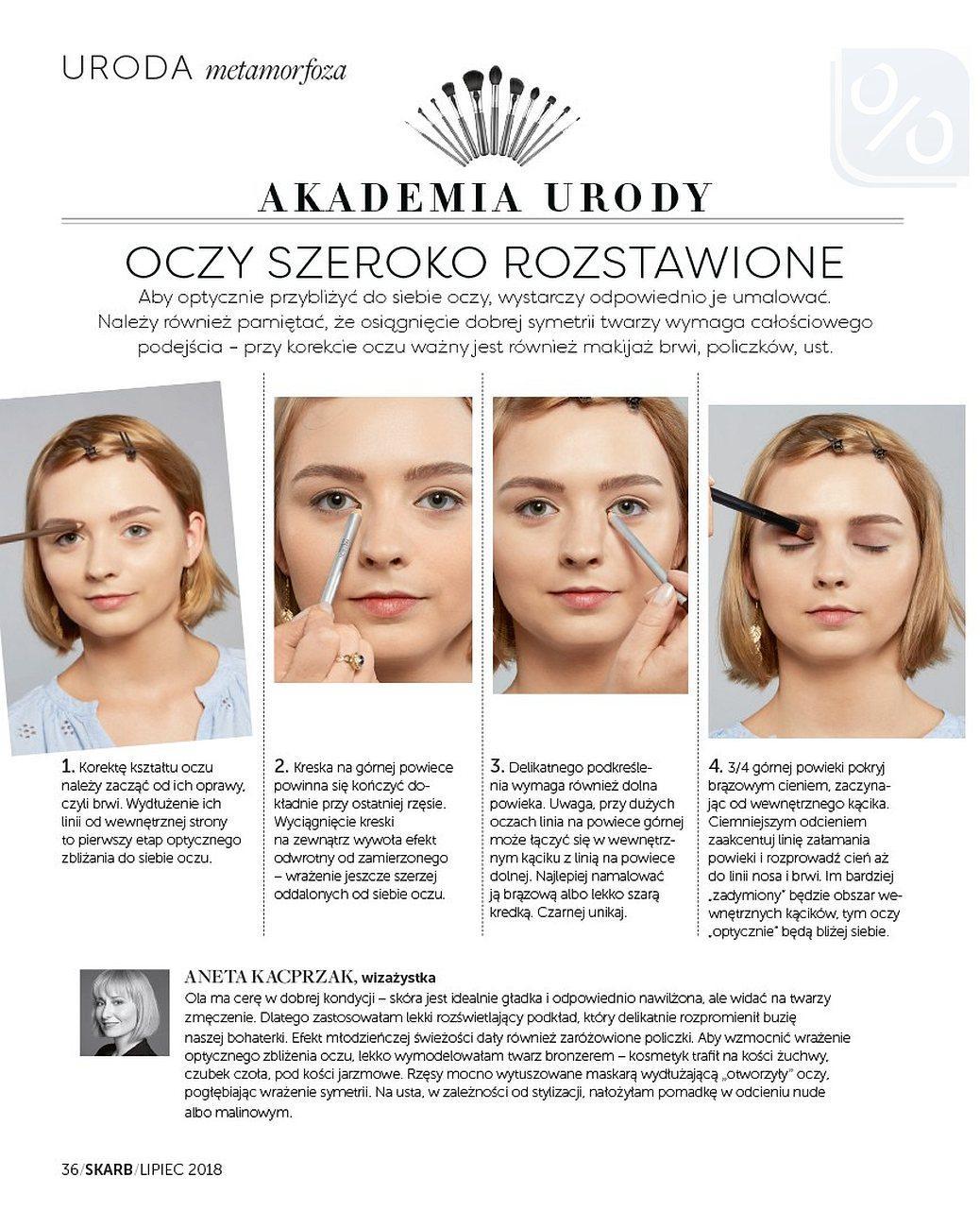 Gazetka promocyjna Rossmann do 31/07/2018 str.36
