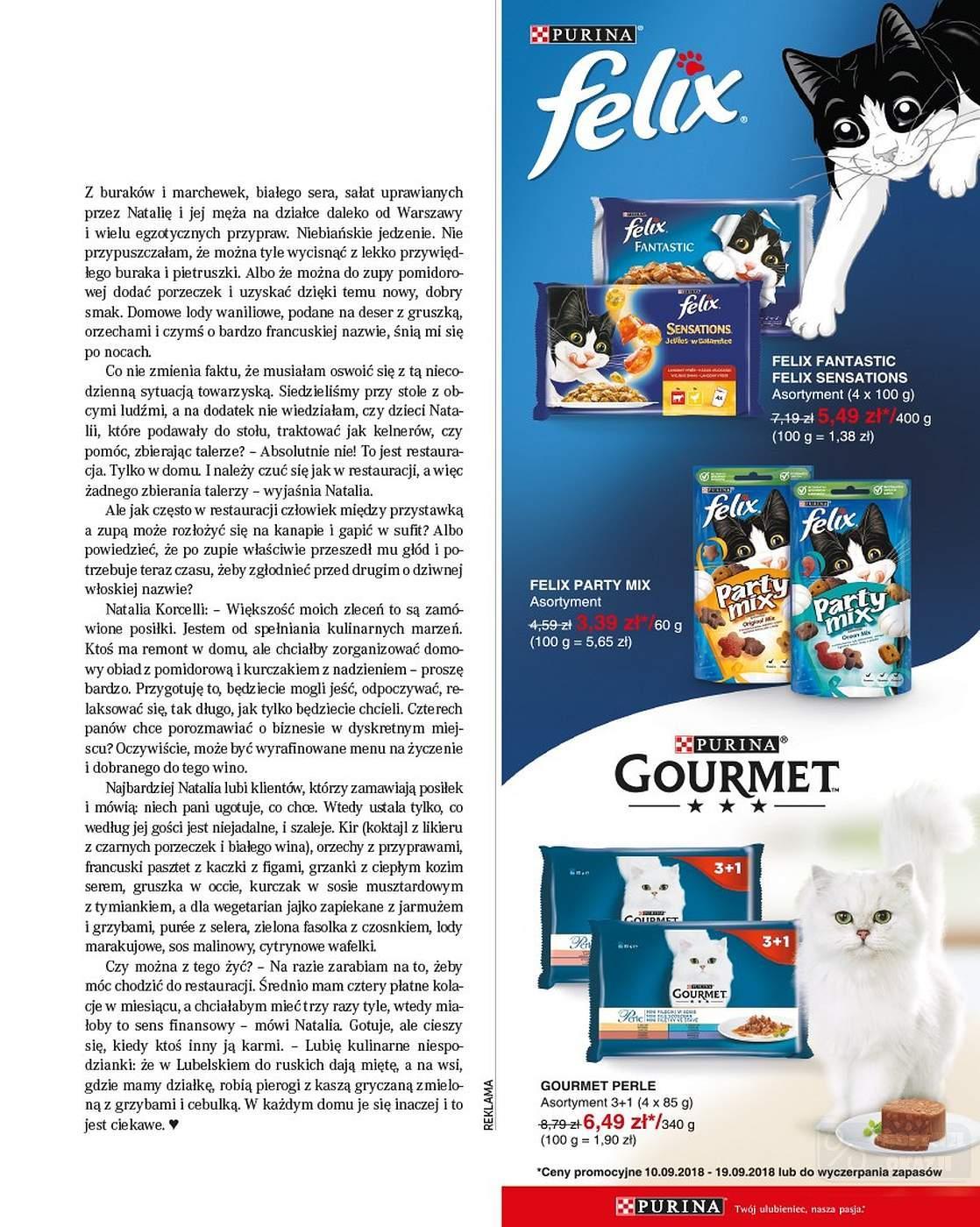 Gazetka promocyjna Rossmann do 30/09/2018 str.71