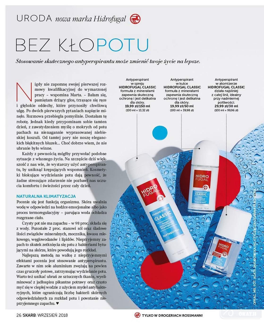 Gazetka promocyjna Rossmann do 30/09/2018 str.25