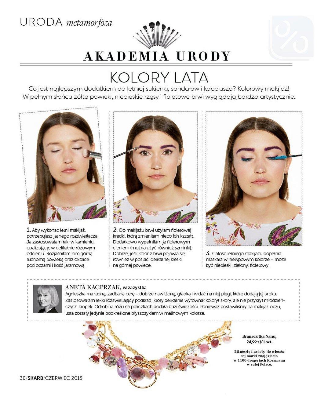 Gazetka promocyjna Rossmann do 30/06/2018 str.29