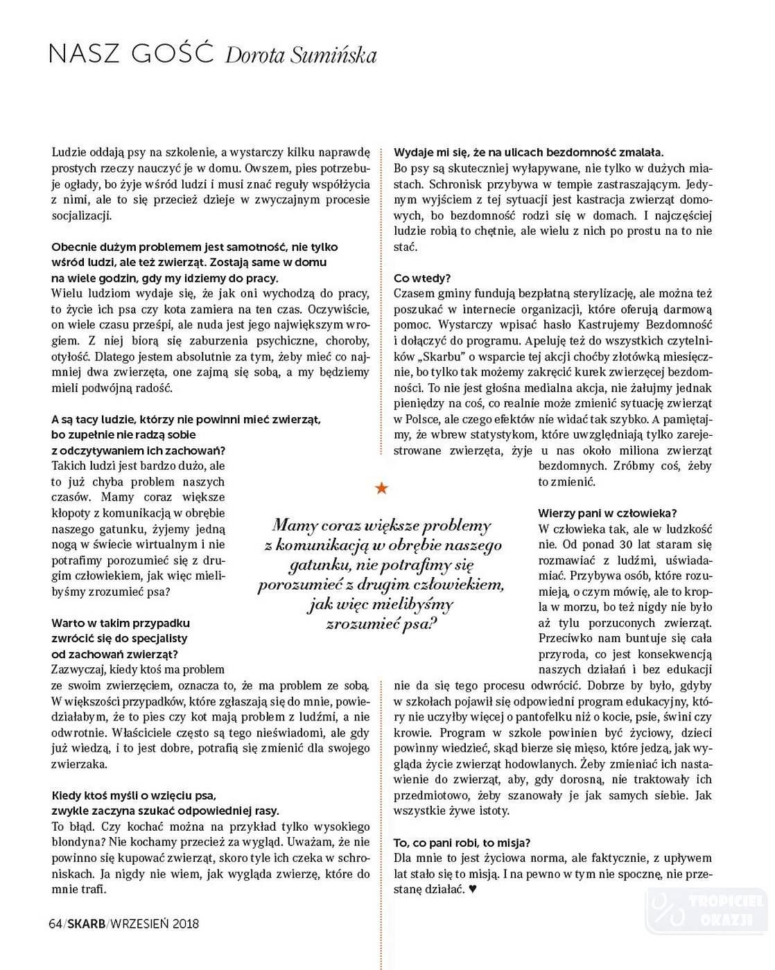 Gazetka promocyjna Rossmann do 30/09/2018 str.64