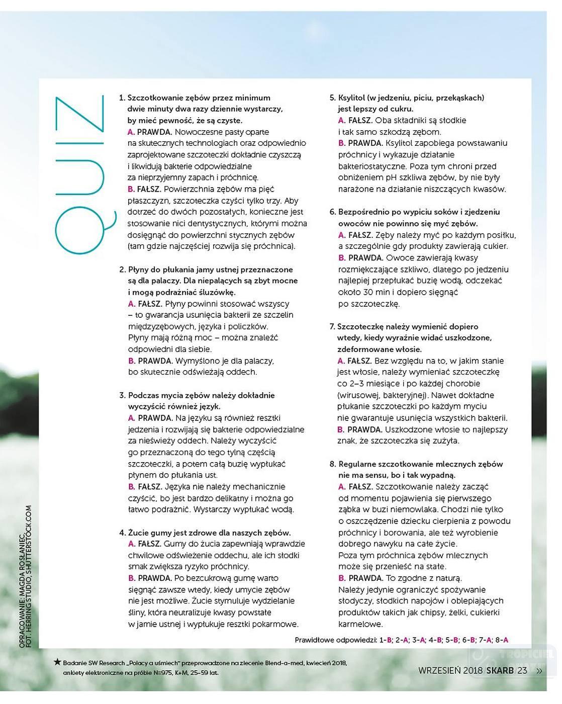 Gazetka promocyjna Rossmann do 30/09/2018 str.23