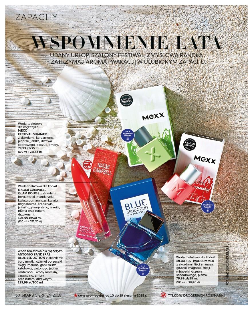 Gazetka promocyjna Rossmann do 31/08/2018 str.29