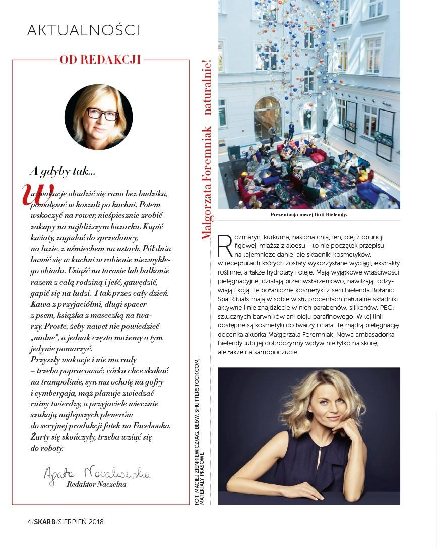Gazetka promocyjna Rossmann do 31/08/2018 str.3