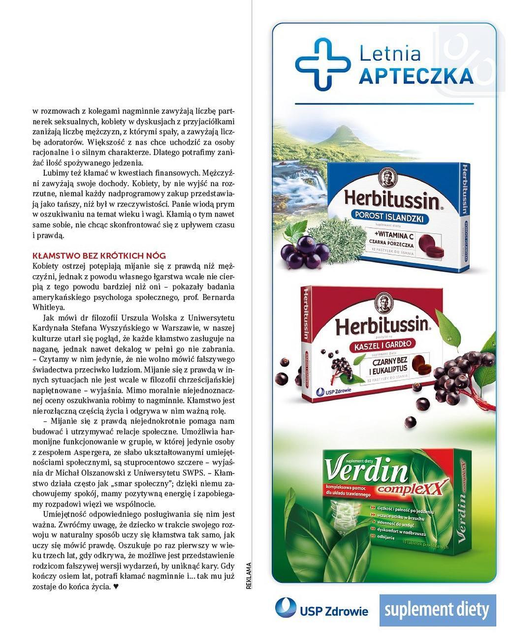 Gazetka promocyjna Rossmann do 31/07/2018 str.84