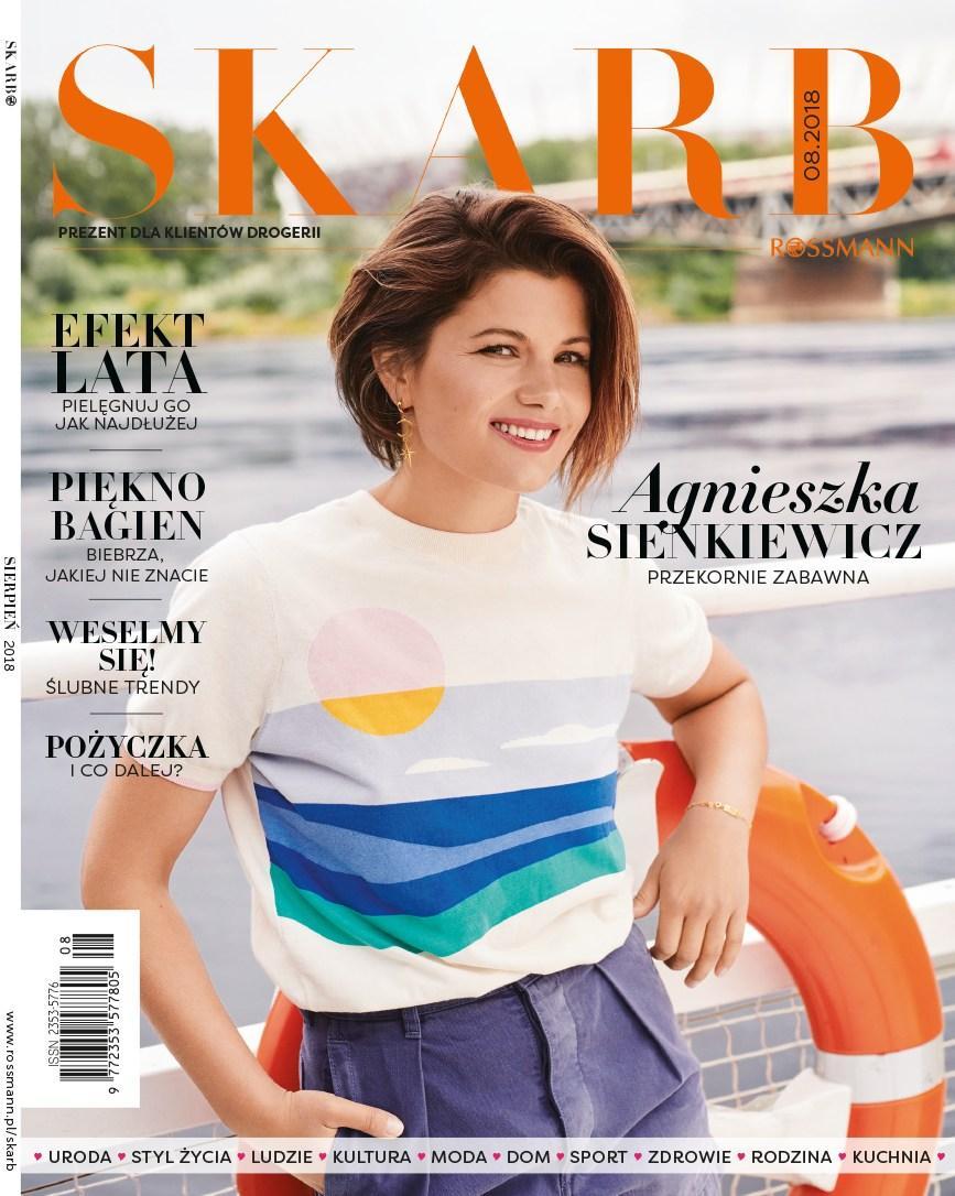 Gazetka promocyjna Rossmann do 31/08/2018 str.1