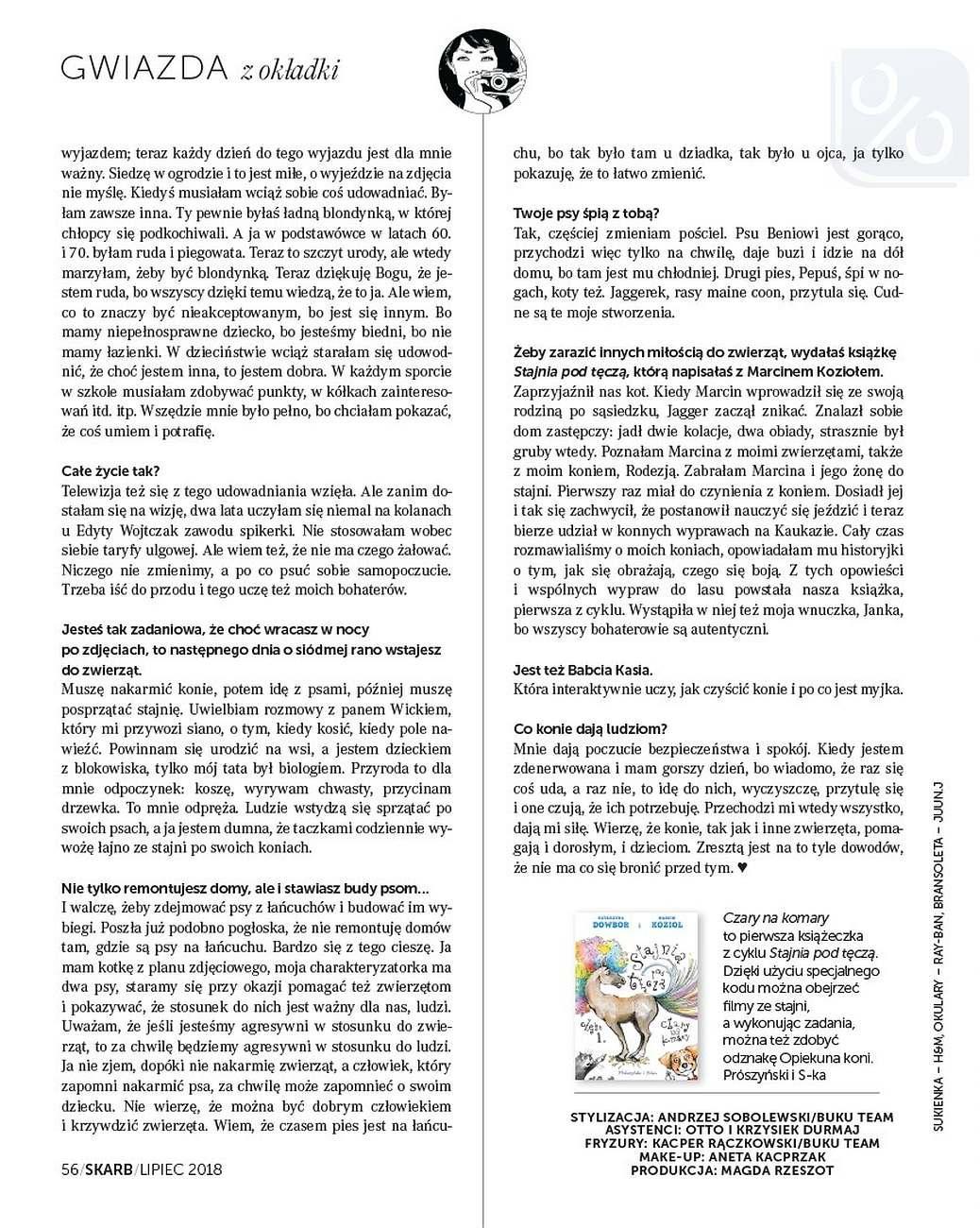 Gazetka promocyjna Rossmann do 31/07/2018 str.56