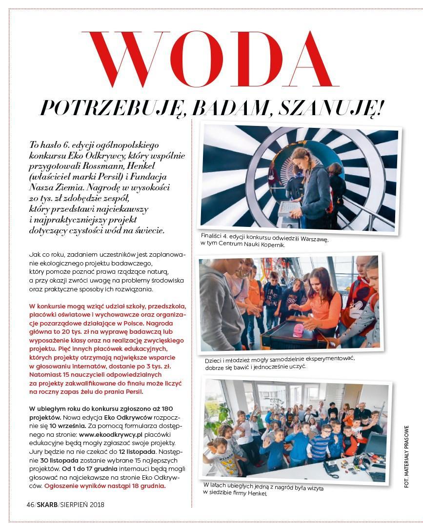 Gazetka promocyjna Rossmann do 31/08/2018 str.45