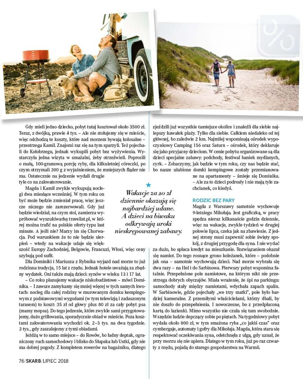 Gazetka promocyjna Rossmann do 31/07/2018 str.76