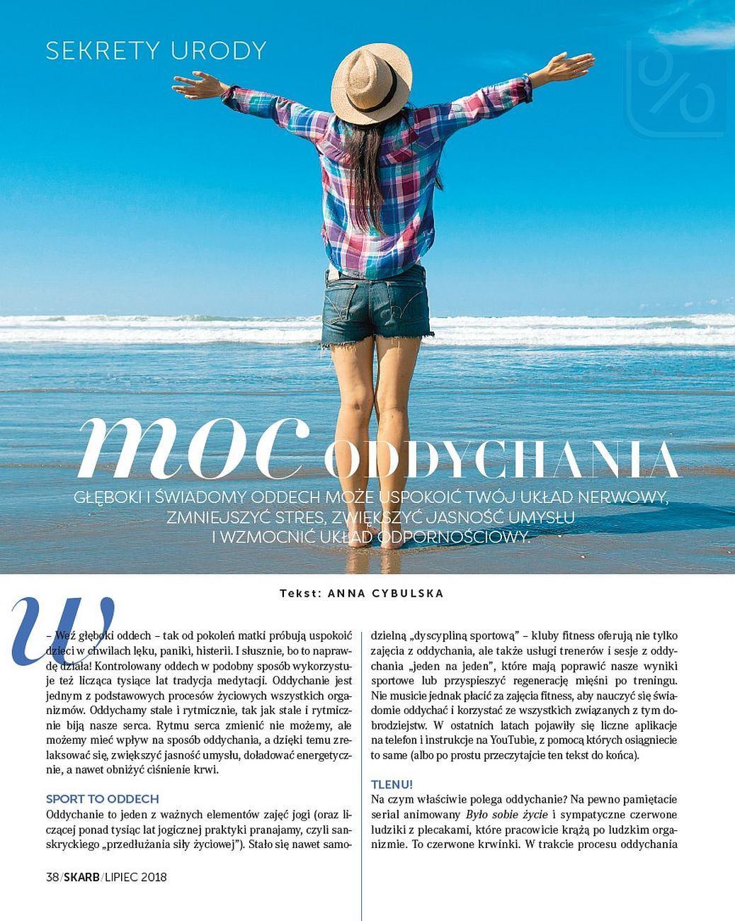 Gazetka promocyjna Rossmann do 31/07/2018 str.38