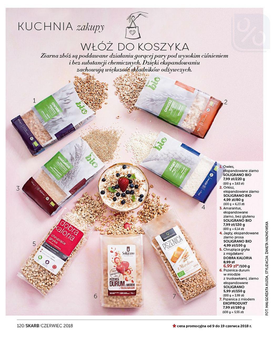 Gazetka promocyjna Rossmann do 30/06/2018 str.119