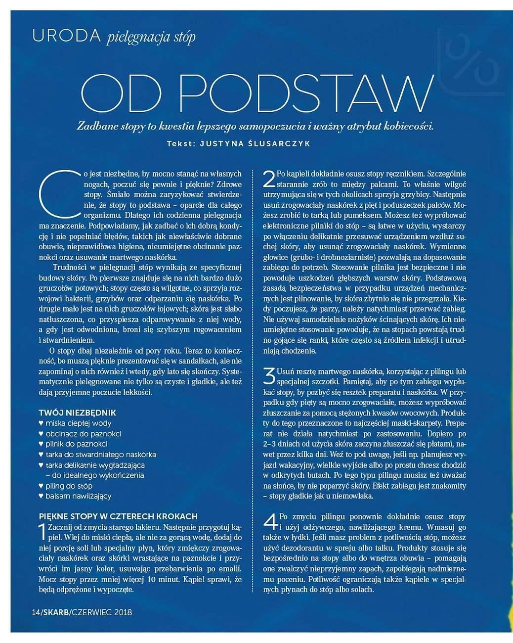 Gazetka promocyjna Rossmann do 30/06/2018 str.14