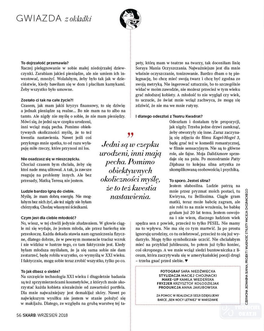 Gazetka promocyjna Rossmann do 30/09/2018 str.56