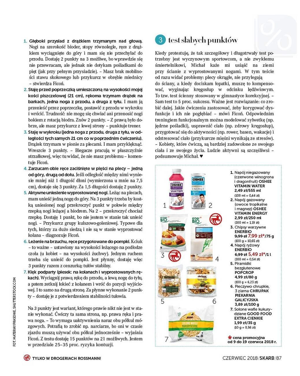 Gazetka promocyjna Rossmann do 30/06/2018 str.86