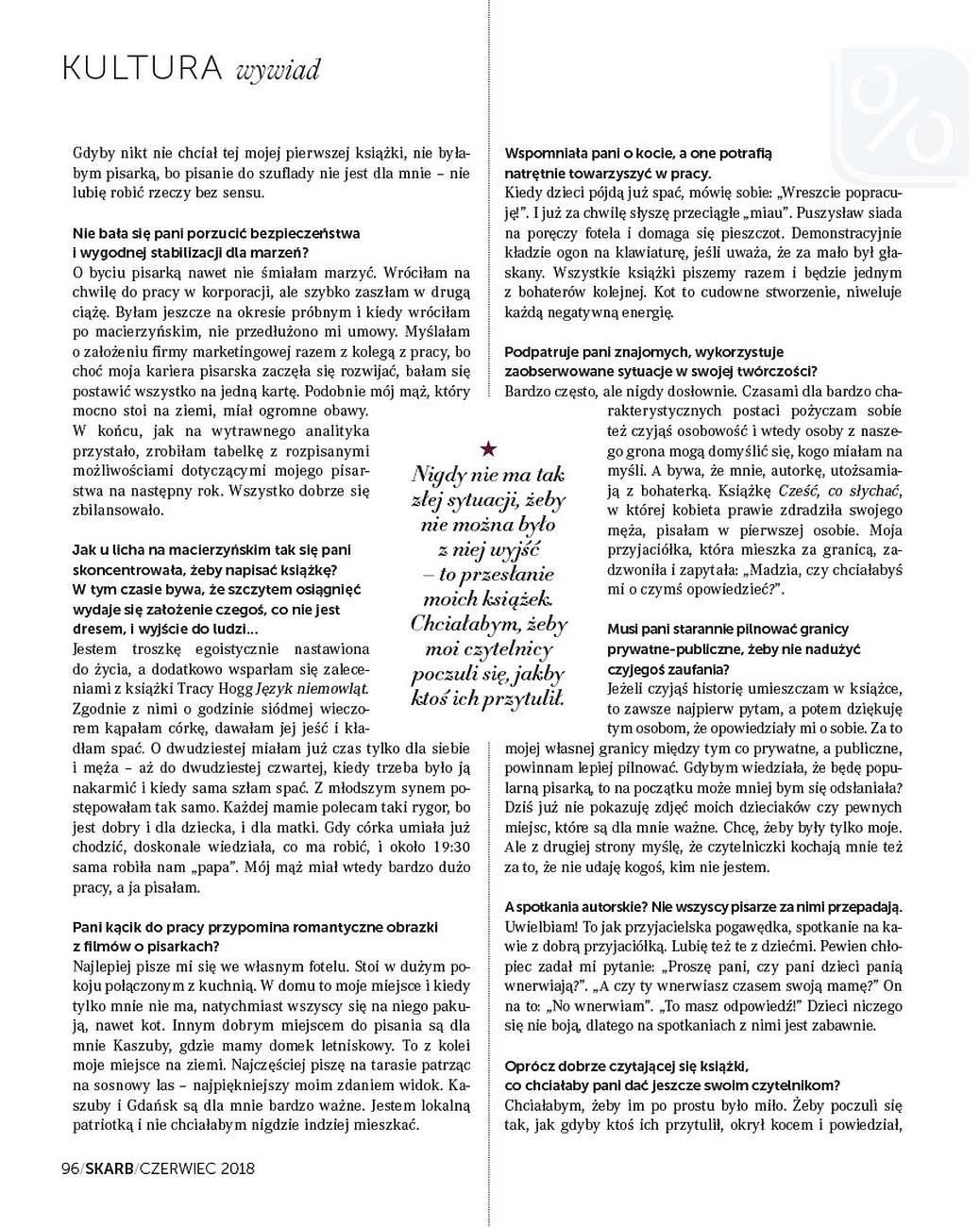 Gazetka promocyjna Rossmann do 30/06/2018 str.96