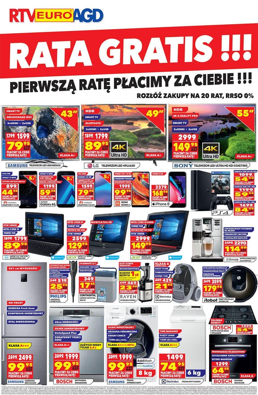 Gazetka promocyjna RTV Euro AGD do 06/05/2018 str.0