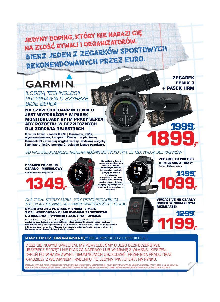Gazetka promocyjna RTV Euro AGD do 03/10/2016 str.13