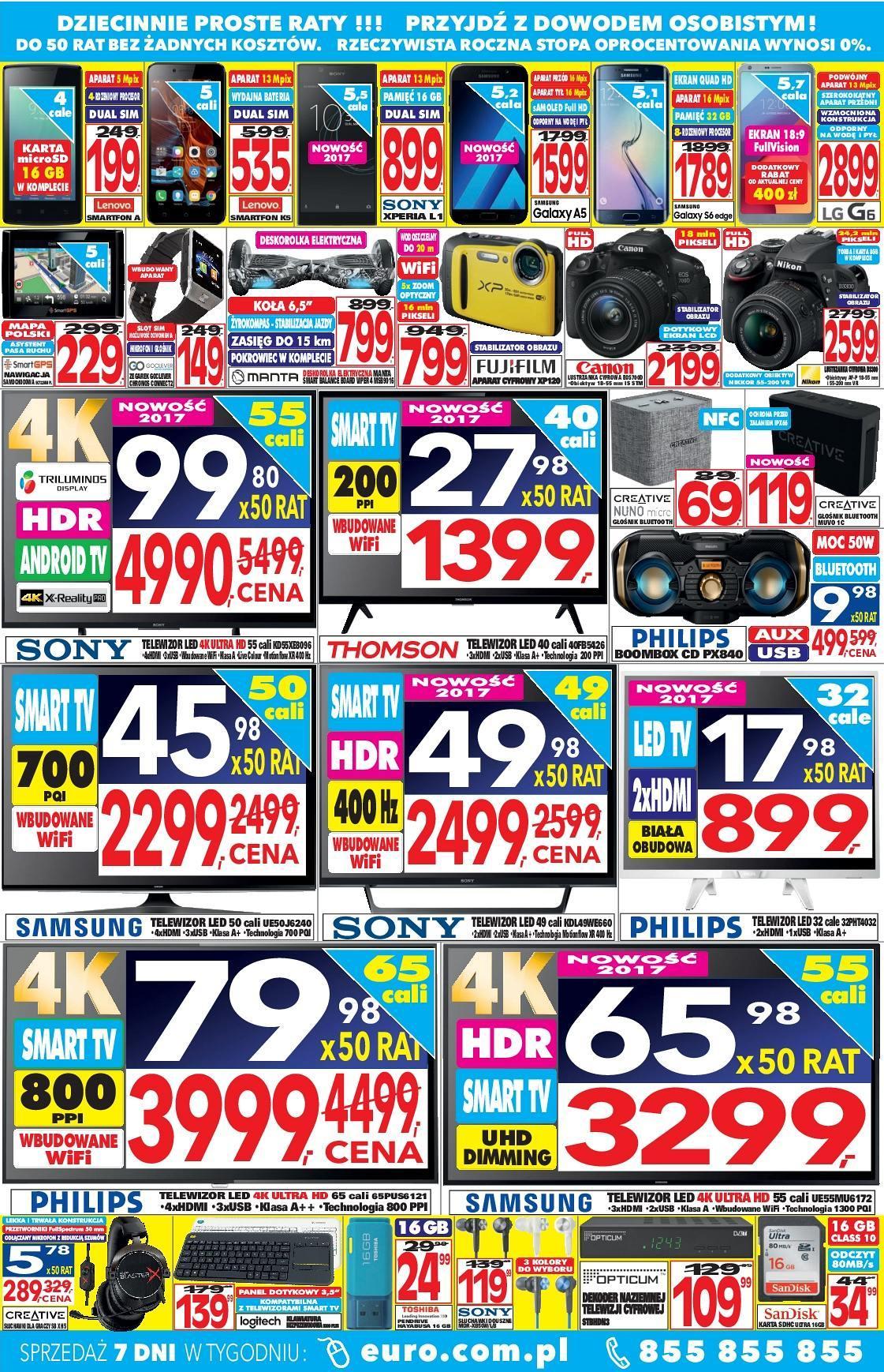 Gazetka promocyjna RTV Euro AGD do 29/08/2017 str.2