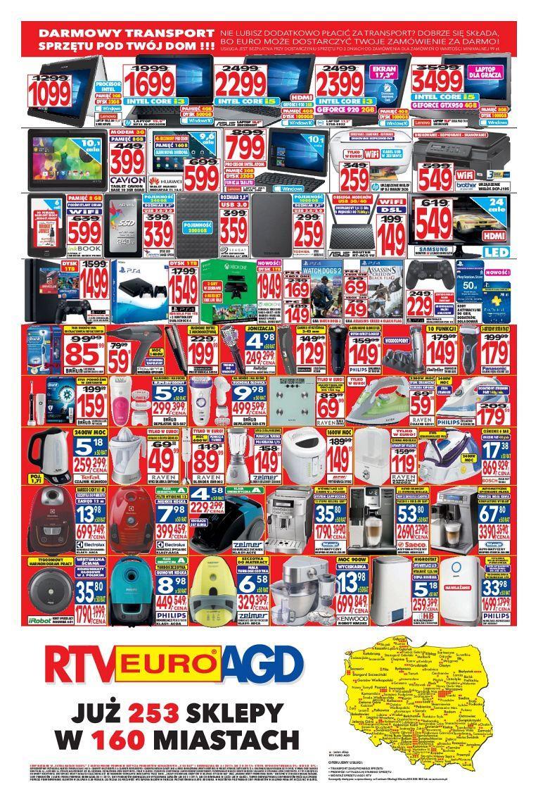 Gazetka promocyjna RTV Euro AGD do 02/02/2017 str.3