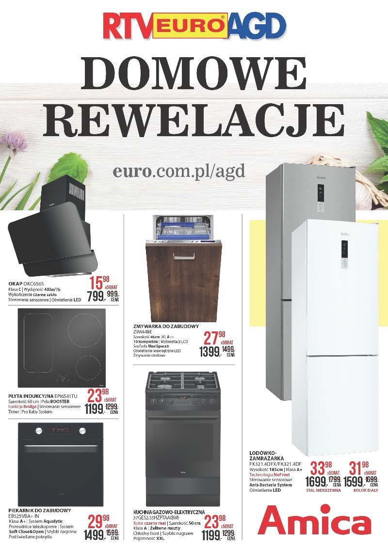 Gazetka promocyjna RTV Euro AGD do 31/05/2016 str.0