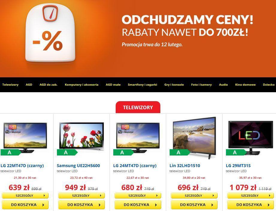 Gazetka promocyjna RTV Euro AGD do 12/02/2016 str.0