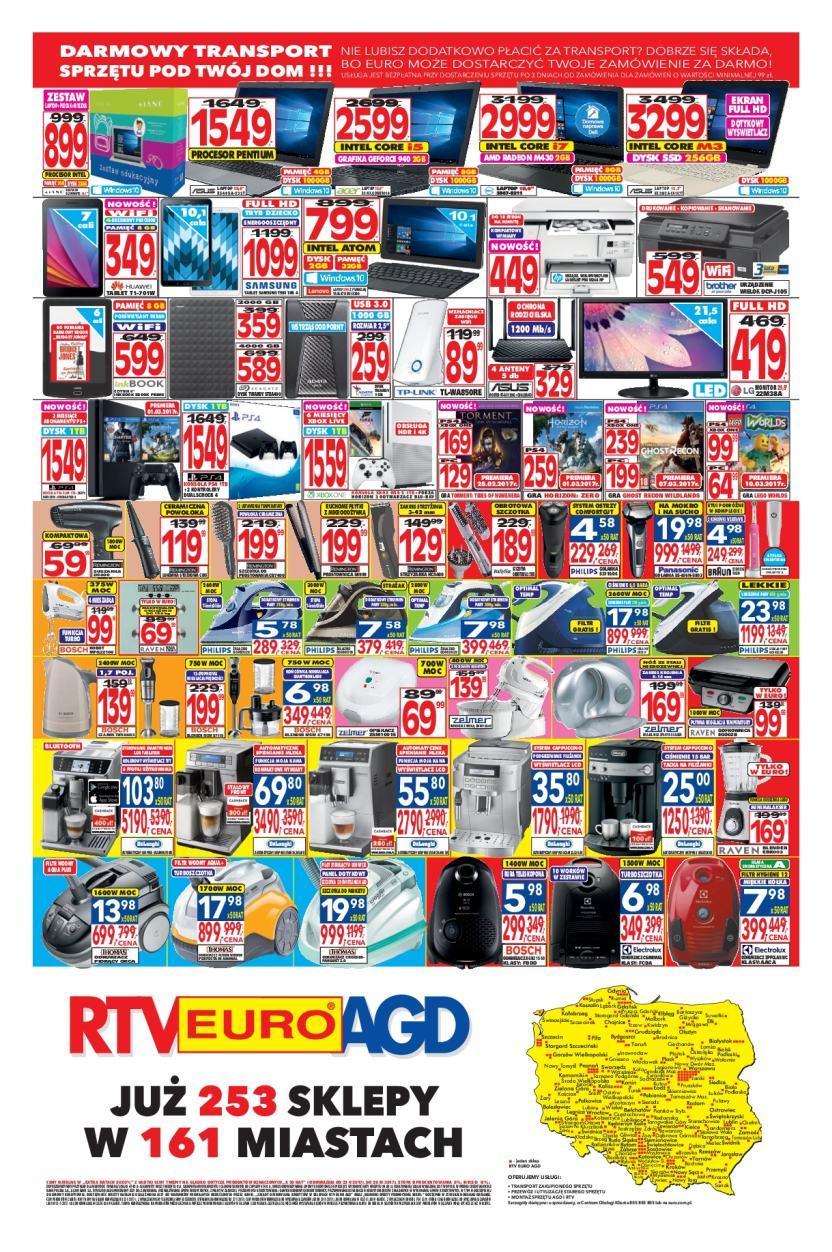 Gazetka promocyjna RTV Euro AGD do 28/03/2017 str.3